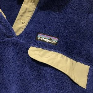 Cozy Patagonia sweater, perfect condition!
